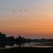 Sunrise over South Alligator River