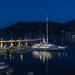Skopelos at night