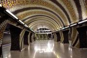 13th May 2019 - metro station