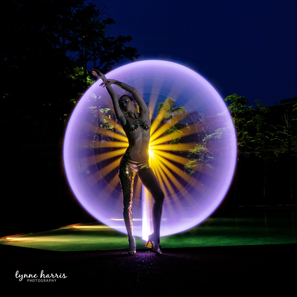 Light Painting by lynne5477