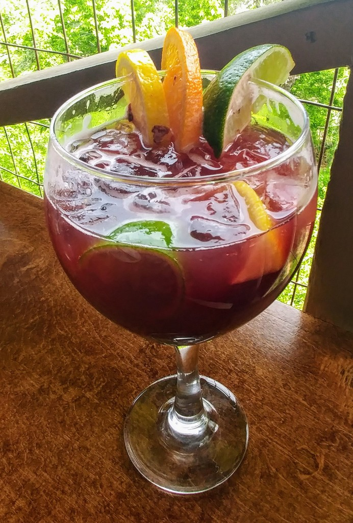 Berry Sangria by harbie
