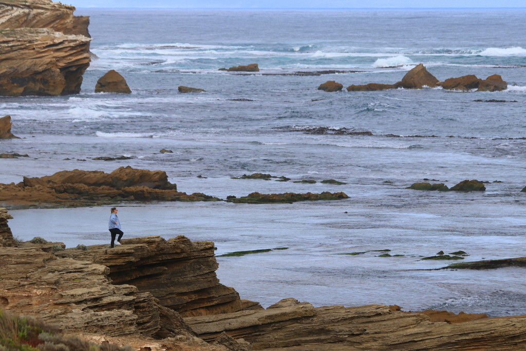 Our rugged coastline by gilbertwood