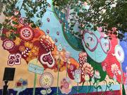 19th Apr 2019 - OTR mural by Amanda Checco