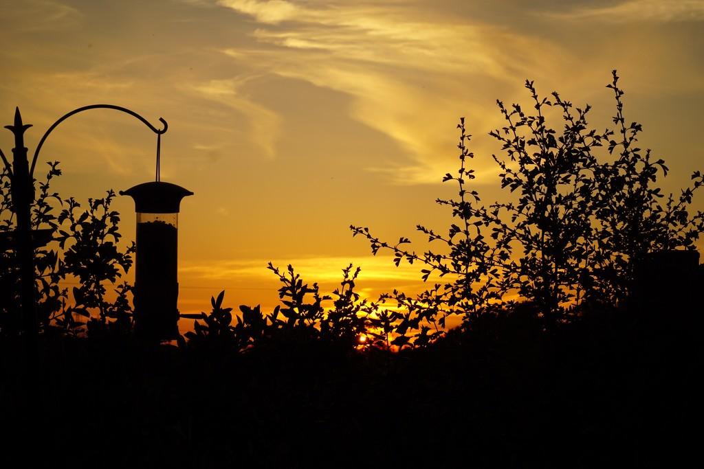 sunset... by quietpurplehaze
