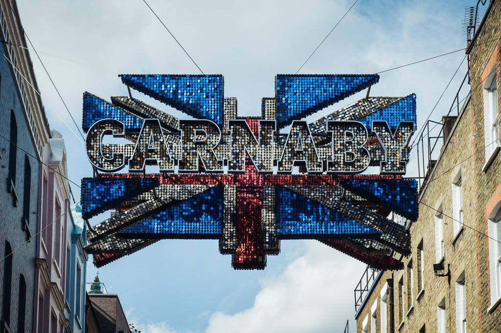Carnaby Street by brigette