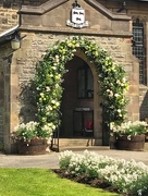 17th May 2019 - The wedding arch