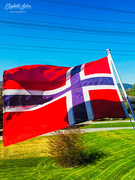 17th May 2019 - Hurra Norway's Constitution Day.