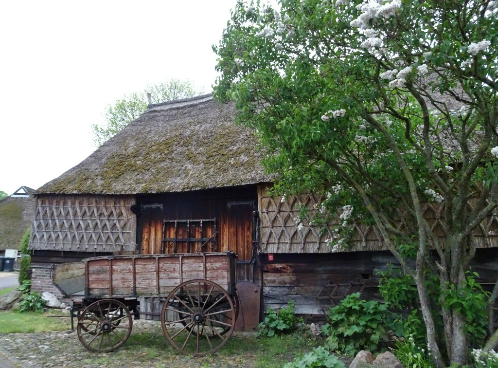 old barn by gijsje