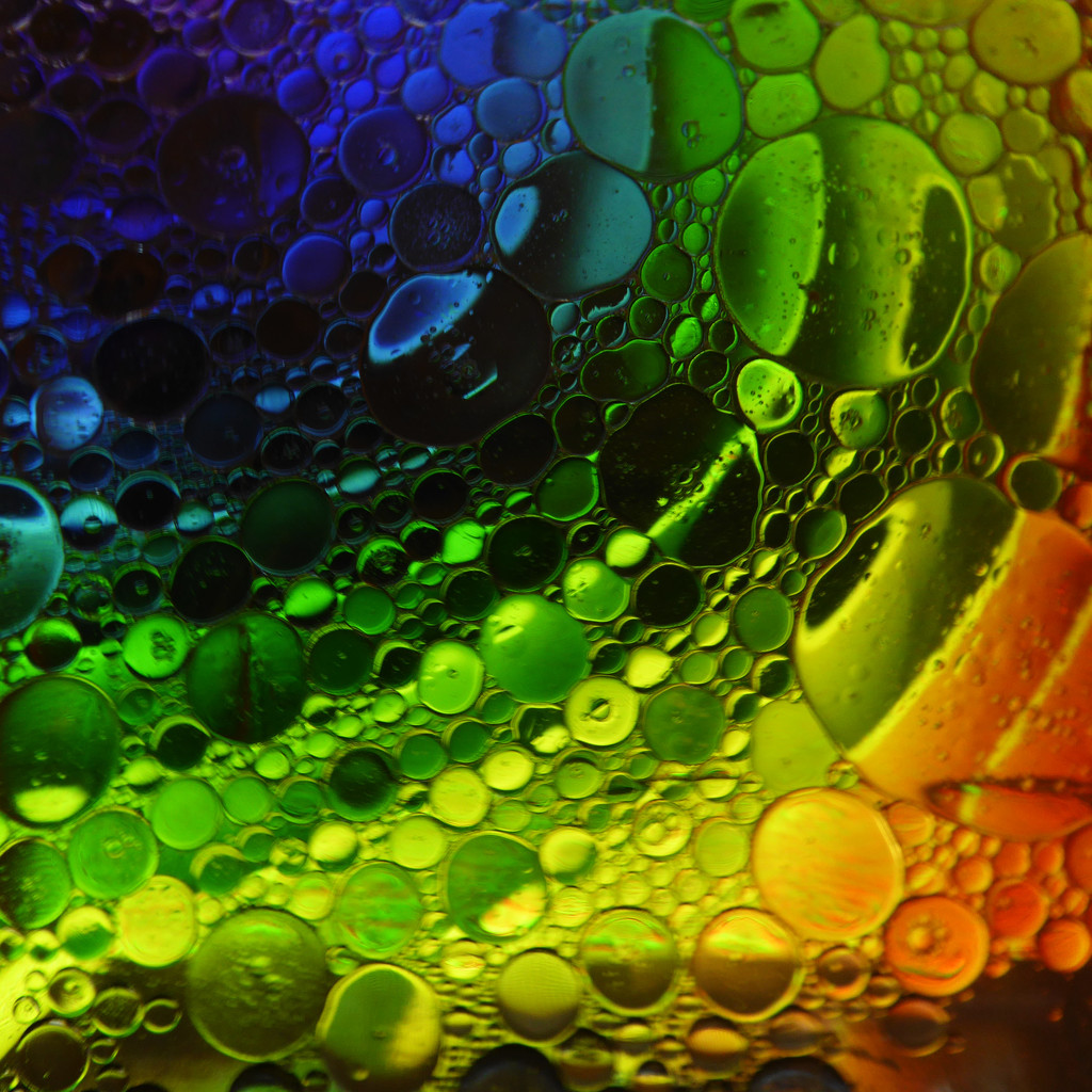 Rainbow bubbles by shannejw