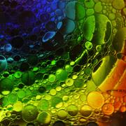 17th May 2019 - Rainbow bubbles