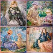 18th May 2019 - Berthe Morisot's daughter Julie Manet
