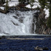 Waterfalls Flowing at Lewis Falls