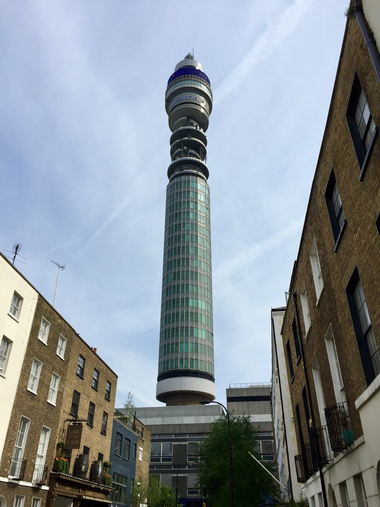 BT Tower by gillian1912