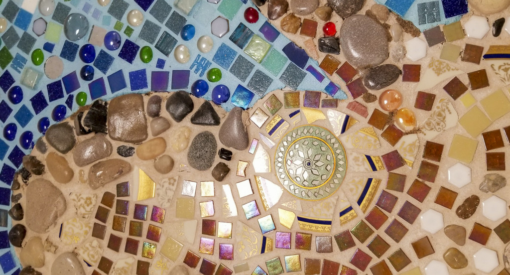 Mosaic Detail by houser934