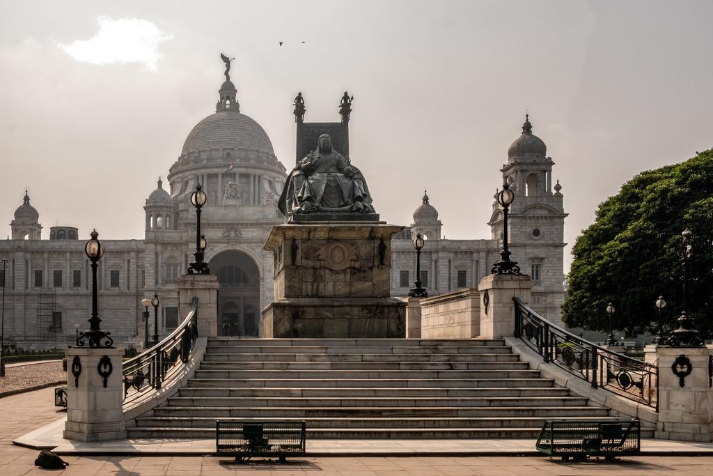 Victoria Memorial by golftragic