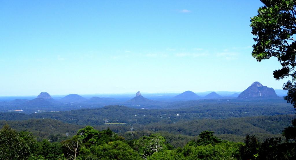 Glasshouse Mountains  Sunshine  Coast by 777margo