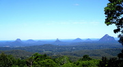 21st May 2019 - Glasshouse Mountains  Sunshine  Coast