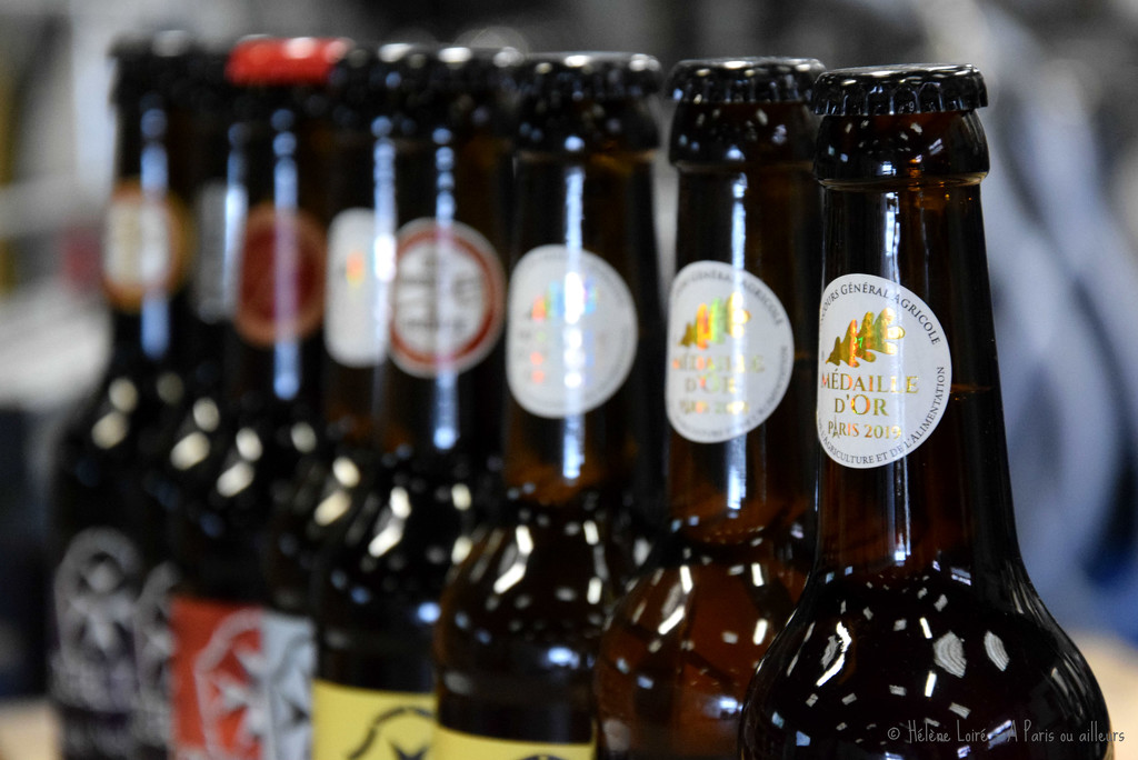 craft beer awared by parisouailleurs
