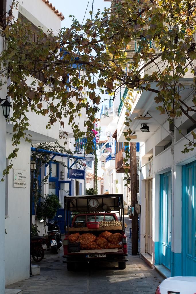 Skopelos delivery by peadar