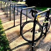 20th May 2019 - Bike racks