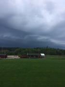 21st May 2019 - Storm clouds