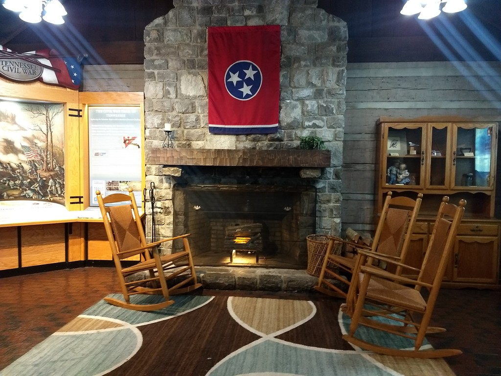 Tennessee Welcome Center by cjwhite