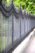 21st May 2019 - Fence