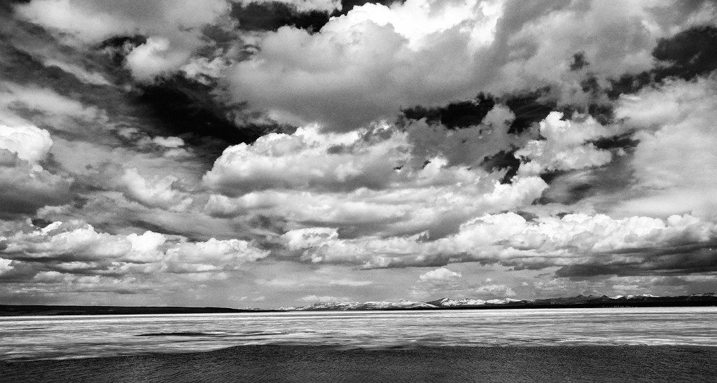 Surrounded by Clouds by milaniet