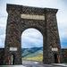 Yellowstone Roosevelt Arch