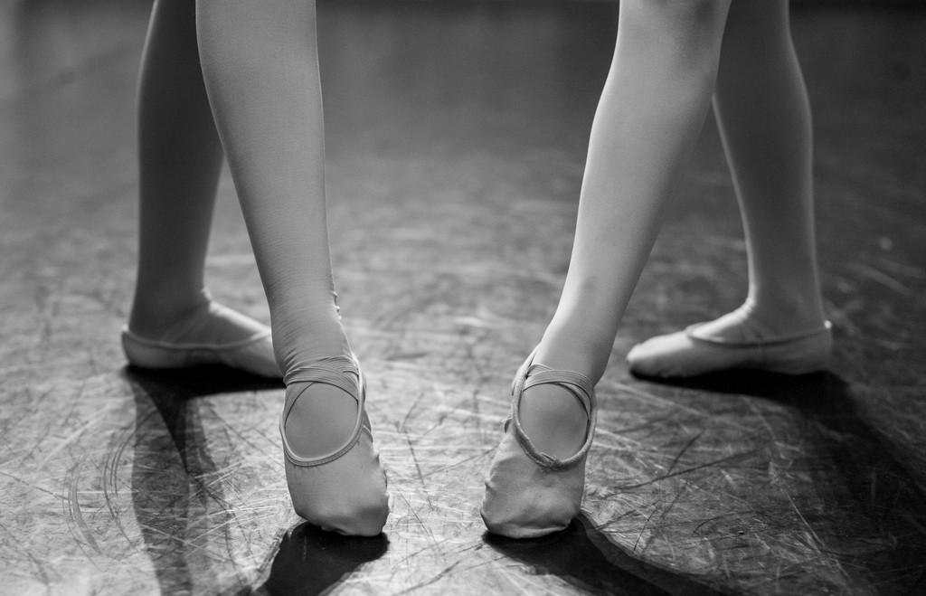Ballet Shoes 2 by loweygrace