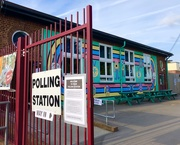 23rd May 2019 - Time to vote