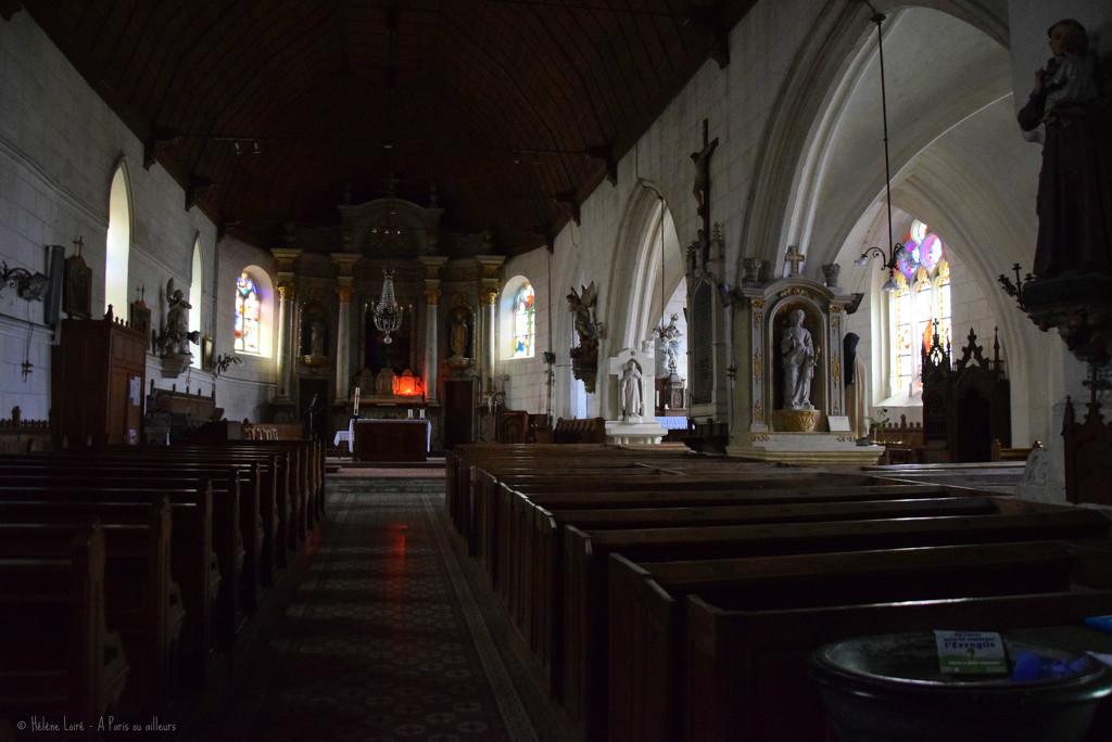 church by parisouailleurs