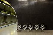 22nd May 2019 - Metro station