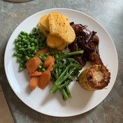 20th May 2019 - Monday Dinner