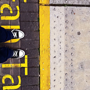 24th May 2019 - Waiting for a train...