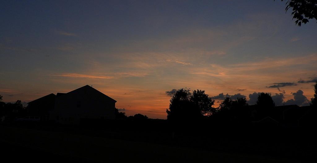 Big Sunset by homeschoolmom