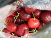 25th May 2019 - Cherries in Bag