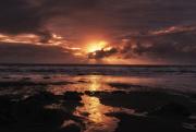 18th May 2019 - Sunset Motukiekie Beach