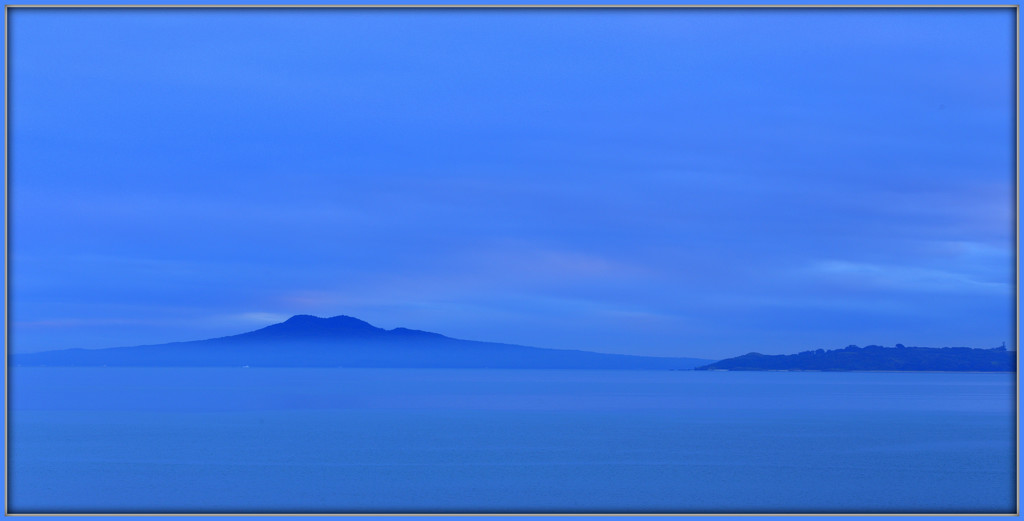 Rangitoto by dide