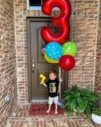 27th May 2019 - Kaden is three!