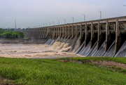 27th May 2019 - Grand River Dam - pray it holds