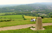 18th May 2019 - View from Box Hill