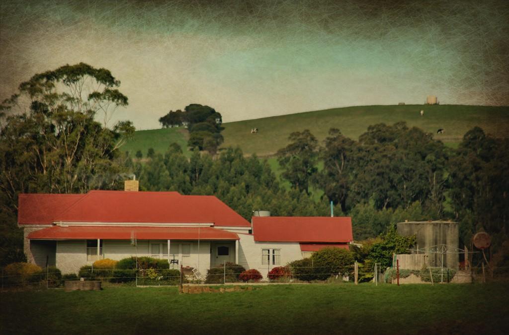farm house by wenbow