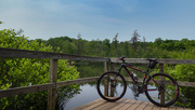 1st Jun 2019 - Riding at the state park