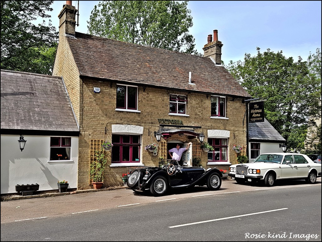 The Victoria Arms by rosiekind