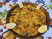 2nd Jun 2019 - My mum's paella