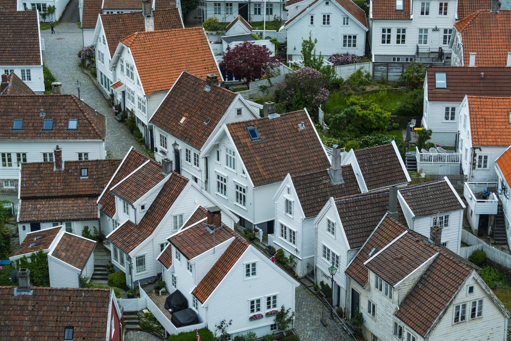 Gamle Stavanger by rumpelstiltskin