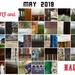 May 2019 half and half