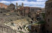 4th Jun 2019 - roman theater catania