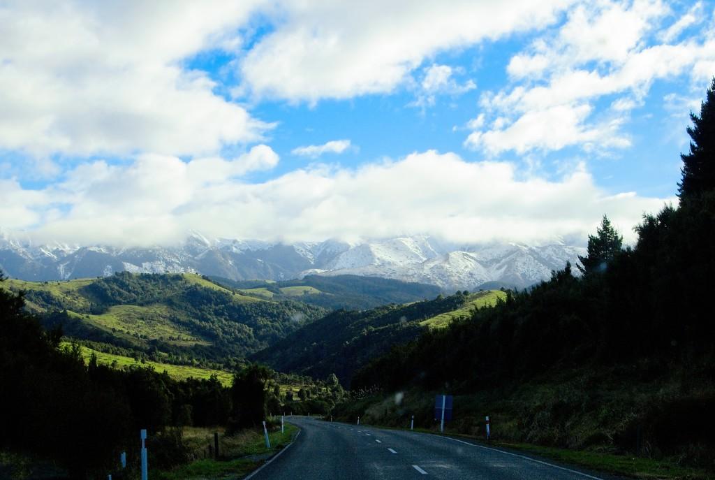 The long and winding road by kiwinanna